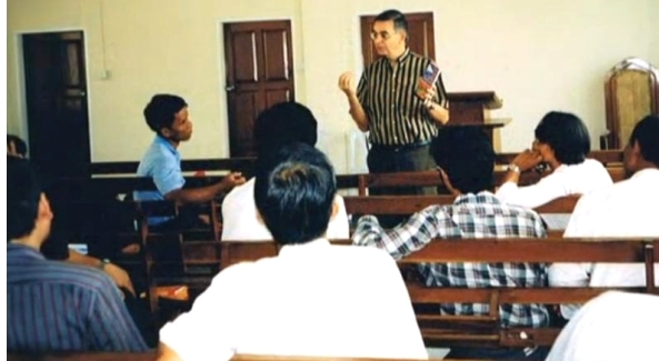 Ric was instrumental in helping bring unity to the Christian church in Myanmar, organizing many more Vision Conferences and training programs, and bringing key leaders together, often for the first time.