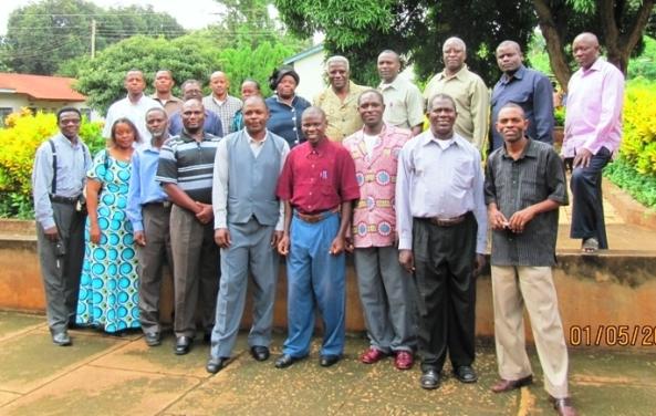 SSA Tanzania team