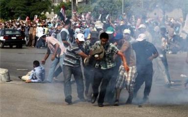 News spotlight on Egypt
