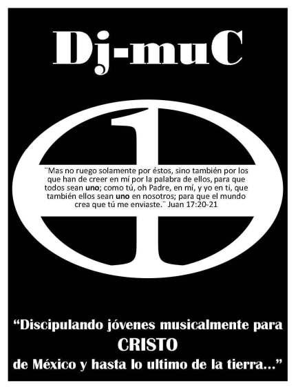 Dj-muC Logo